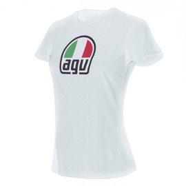 AGV LADY T-SHIRT WHITE