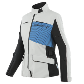 TONALE LADY D-DRY® XT JACKET GLACIER-GRAY/PERFORMANCE-BLUE/BLACK