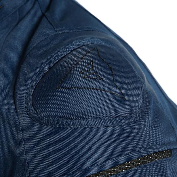 MISTICA TEX JACKET BLACK-IRIS/BLACK-IRIS- Jackets