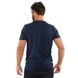 PADDOCK T-SHIRT BLACK-IRIS/BLACK-IRIS- Casual Wear