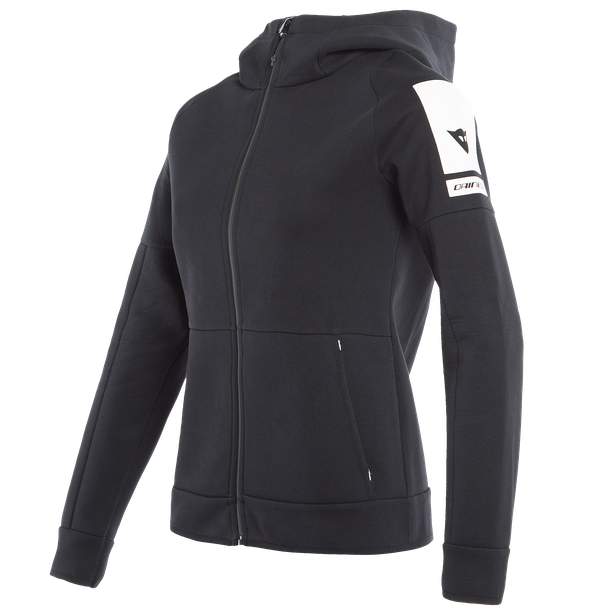 DAINESE FULL-ZIP SWEATSHIRT LADY