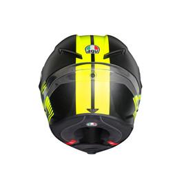 CORSA R TOP ECE DOT PLK - V46 MATT BLACK - Corsa R