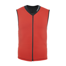 SCARABEO VEST HIGH-RISK-RED/STRETCH-LIMO- Kids