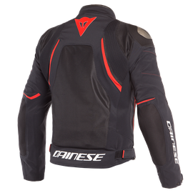 DINAMICA AIR D-DRY JACKET BLACK/BLACK/RED- D-Dry®