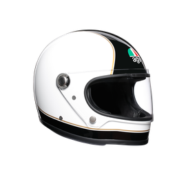 X3000 MULTI DOT - SUPER AGV BLACK/WHITE - X3000