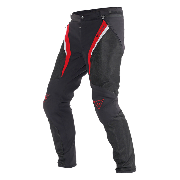 P. DRAKE SUPER AIR TEX BLACK/RED/WHITE- Textil