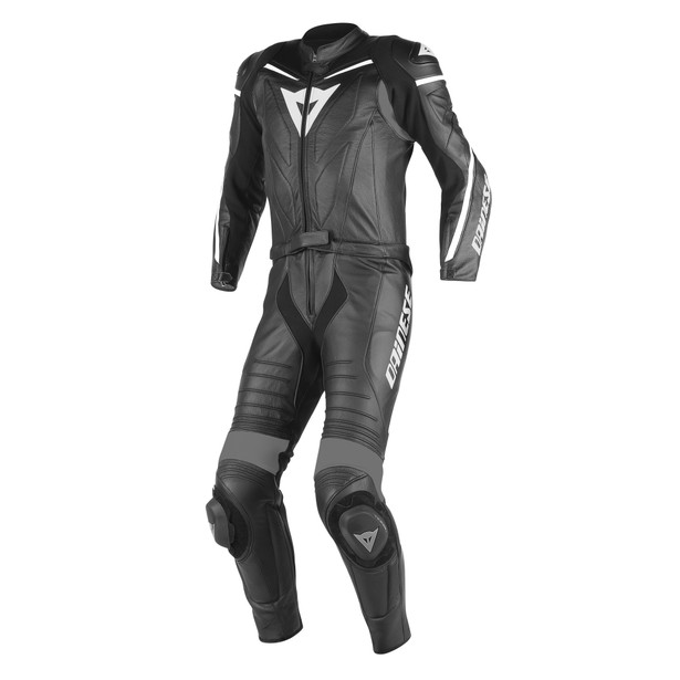 LAGUNA SECA D1 2PCS SUIT BLACK/BLACK/ANTHRACITE- Two Piece Suits