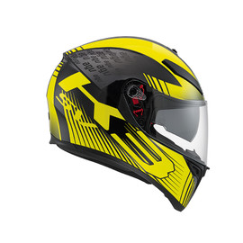 K-3 SV E2205 MULTI - GLIMPSE BLACK METAL/YELLOW - Promozioni