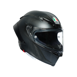 PISTA GP RR ECE DOT MONO - MATT CARBON