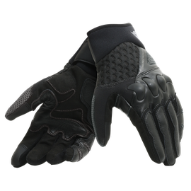 X-MOTO GLOVES BLACK/ANTHRACITE