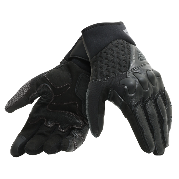 X-MOTO GLOVES BLACK/ANTHRACITE- Gloves