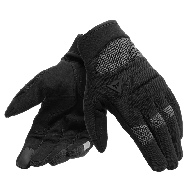 FOGAL UNISEX GLOVES BLACK/ANTHRACITE- Textile