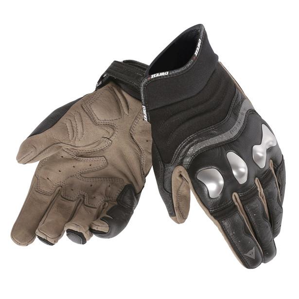 X-RUN GLOVES BLACK/BLACK/BLACK- Gloves