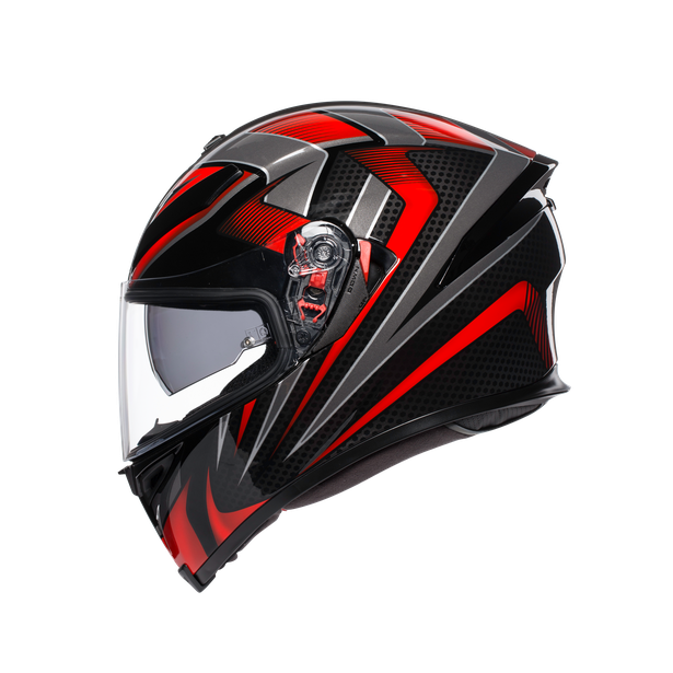 K-5 S E2205 MULTI - HURRICANE 2.0 BLACK/RED - Integrales