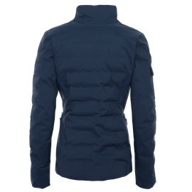 SKI PADDING JACKET WOMAN BLACK-IRIS- Downjackets
