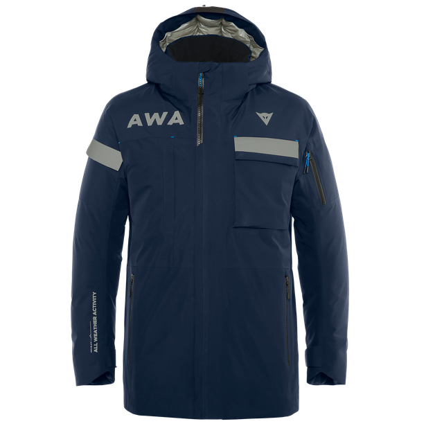 AWA BLACK PARKA - Jacken
