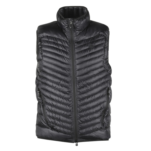 HERRNEGG DOWNVEST BLACK- Downjackets