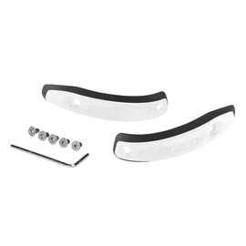 KIT BOOTS SLIDER PLASTIC '16 WHITE/BLACK