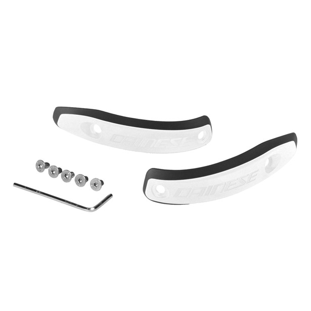 KIT BOOTS SLIDER PLASTIC '16 WHITE/BLACK- Zubehör