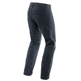 CASUAL REGULAR TEX PANTS BLUE- Pantalons