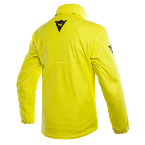 STORM LADY JACKET FLUO-YELLOW- Regenschutz