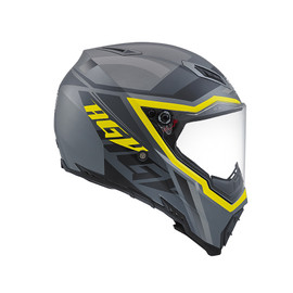 AX-8 EVO NAKED E2205 MULTI - KARAKUM CAMO/YELLOW FLUO - Black Friday 35