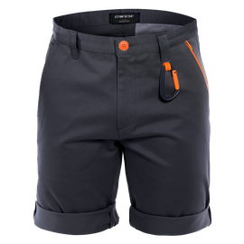 AWA BLACK - SHORT OMBRE-BLUE- Bottoms