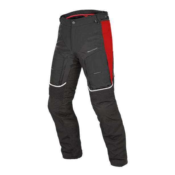 P. D-EXPLORER GORE-TEX® BLACK/RED- Gore-Tex®