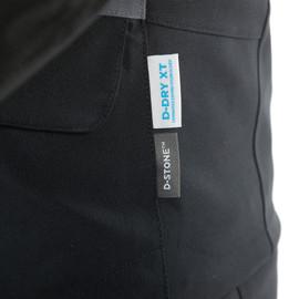 TONALE D-DRY® JACKET SHORT/TALL BLACK/EBONY/BLACK- Jacken