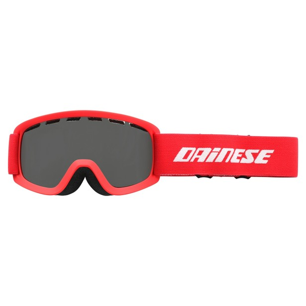 OPTI JR GOGGLES RED/SMOKE- Goggles