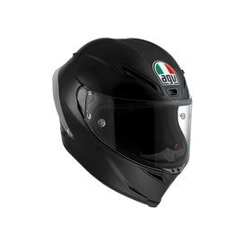 CORSA R MONO ECE DOT - MATT BLACK