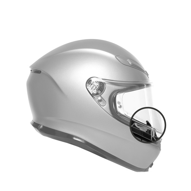 AGV BREATH DEFLECTOR K6 - Interiors