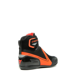 ENERGYCA D-WP SHOES BLACK/FLUO-RED- Shoes