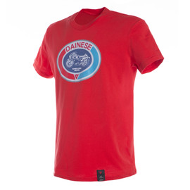 MOTO72 T-SHIRT RED