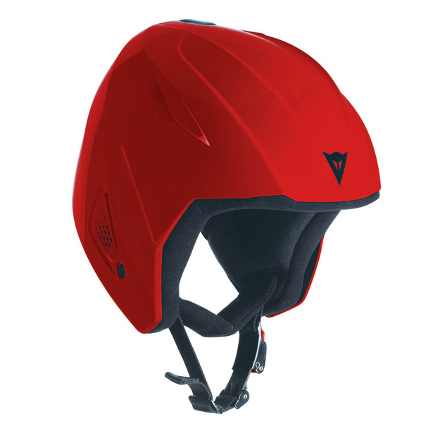 SNOW TEAM JR EVO HELMET - KID RED- Promozioni sci