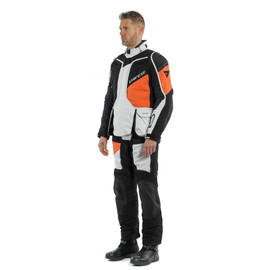 D-EXPLORER 2 GORE-TEX JACKET GLACIER-GRAY/ORANGE/BLACK- Jackets