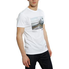 ADVENTURE DREAM T-SHIRT WHITE/BLACK- Lifestyle