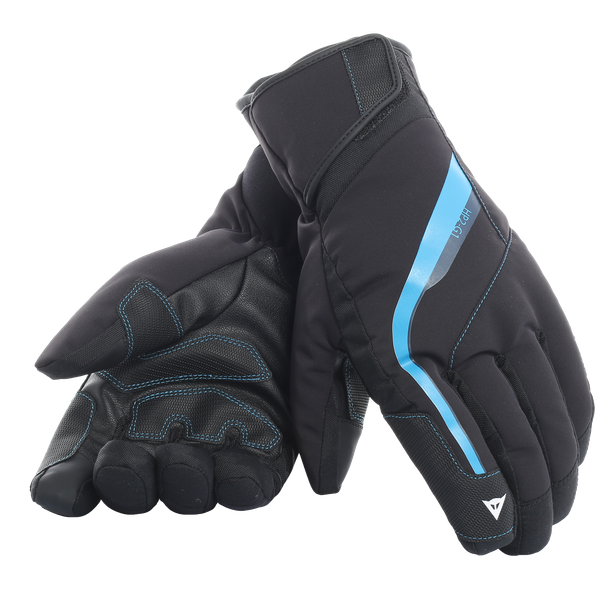 HP2 GLOVES STRETCH-LIMO/BLUE-ASTER- undefined