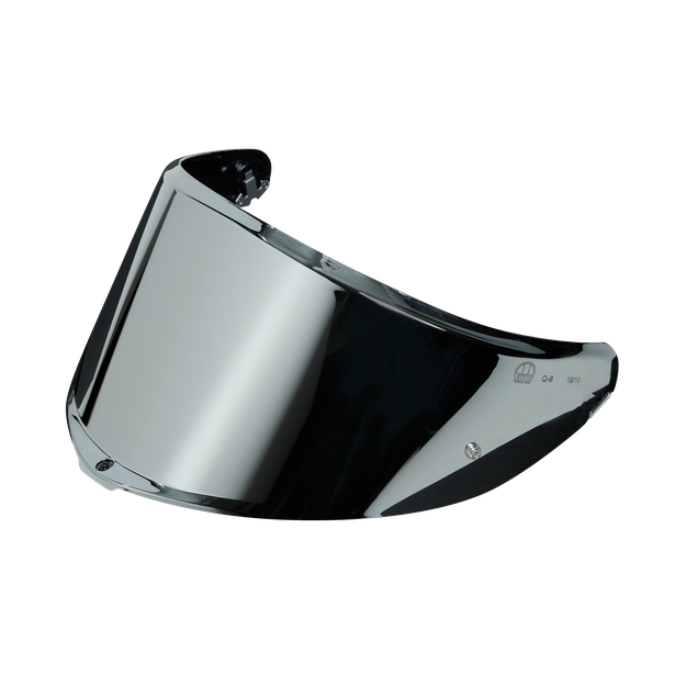 AGV VISOR K6 - MPLK - IRIDIUM SILVER - Accessories