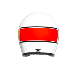 X70 MULTI E2205 - MINO 73 WHITE/RED - Regali open face