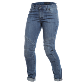 AMELIA SLIM LADY JEANS MEDIUM-DENIM