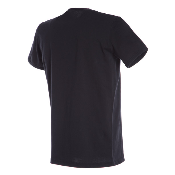 AGV 1970 T-SHIRT BLACK- Casual Wear
