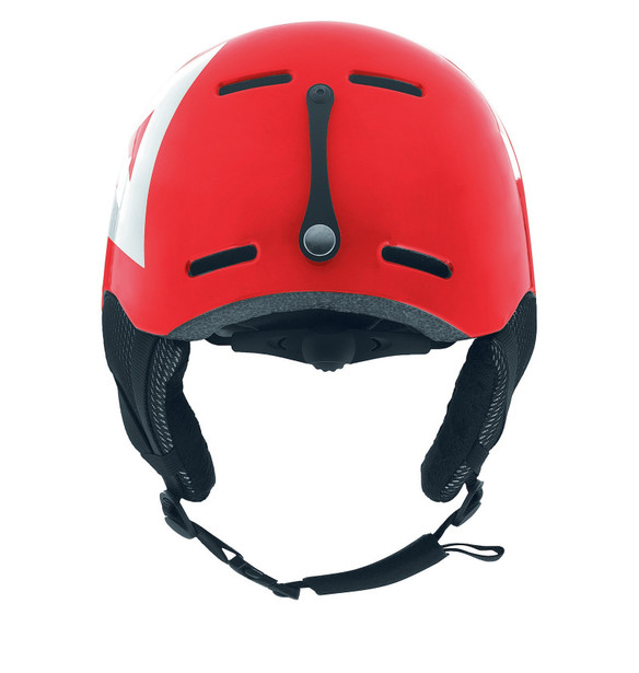B-ROCKS JR HELMET RED- Casques