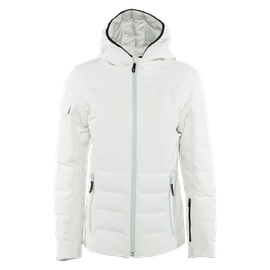 SKI DOWNJACKET SPORT WOMAN LILY-WHITE