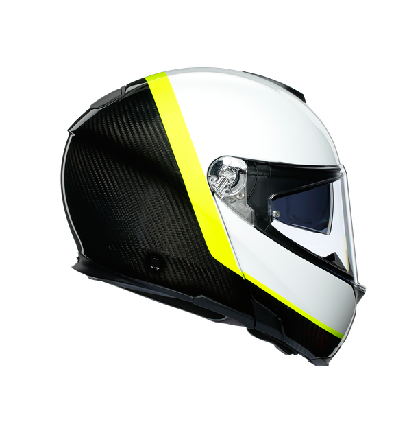 SPORTMODULAR MULTI E2205 - RAY CARBON/WHITE/YELLOW FLUO - Sportmodular