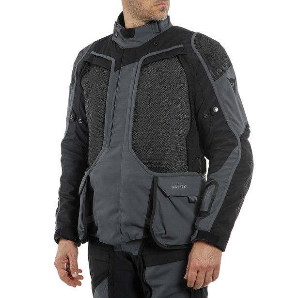 D-EXPLORER 2 GORE-TEX® JACKET EBONY/BLACK- Jackets