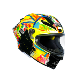 PISTA GP R LIMITED EDITION ECE DOT - ROSSI WINTER TEST 2019
