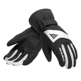 HP SCARABEO GLOVES JUNIOR STRETCH-LIMO/LILY-WHITE- Bambino