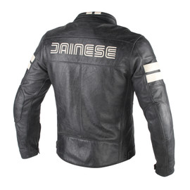 HF D1 LEATHER JACKET - Jackets