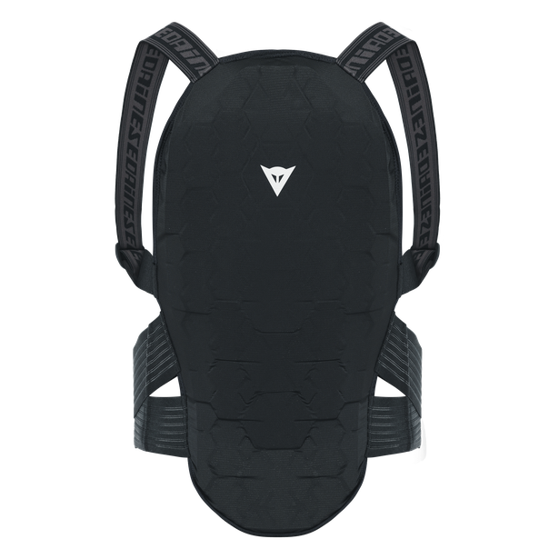 FLEXAGON BACK PROTECTOR MAN BLACK/BLACK- Schiena